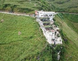 """Hà Giang sẽ báo cáo Thủ tướng về công trình """"khủng"""" 7 tầng trên đèo Mã Pí Lèng"""