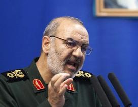 """Tướng Iran lại dọa """"xóa sổ"""" Israel giữa lúc căng thẳng"""
