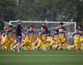 Loại Hồng Quân và Huy Toàn, HLV Park Hang Seo tin tưởng gương mặt quen thuộc