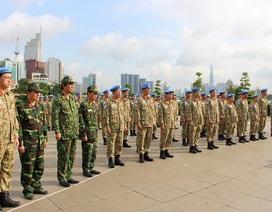 Việt Nam tiếp tục duy trì Bệnh viện Dã chiến gìn giữ hòa bình