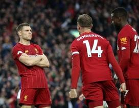 Liverpool thắng trận thứ 8 liên tiếp nhờ quả phạt đền ở phút bù giờ