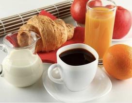 Điều kỳ diệu xảy ra khi thay 1 ly nước nước trái cây bằng 1 ly cà phê