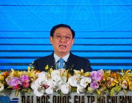 Phó Thủ tướng Vương Đình Huệ: Chinh phục đại học không phải để thấy mình cao mà là để nhìn xa, rộng hơn