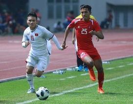 Quang Hải, Hùng Dũng, Duy Mạnh có quá tải sau AFC Cup?