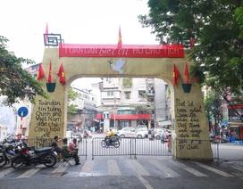 """Phố Phùng Hưng tái hiện """"Ký ức Hà Nội"""" trong những năm tháng lịch sử"""