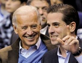 Ukraine xem lại vụ điều tra công ty dầu khí liên quan tới con trai ông Biden