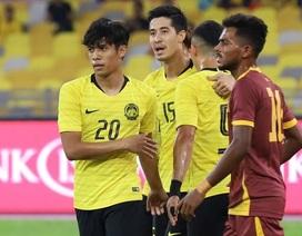 Malaysia là đội bóng vừa dày dạn kinh nghiệm, vừa dồi dào sức trẻ