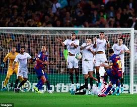 Messi và Luis Suarez rực sáng, Barcelona thắng đậm Sevilla