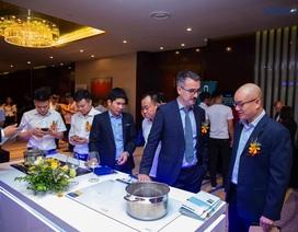 Kocher hợp tác EGO ra mắt sản phẩm bếp từ inverter thế hệ mới giá dưới 15 triệu đồng