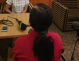 TP.HCM: Buộc thôi việc cô giáo đánh, kéo tai học trò trong clip bị quay lén