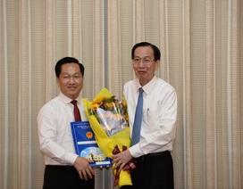 TPHCM: Huyện Nhà Bè có tân Chủ tịch 8X