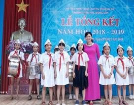 Tấm lòng nhân ái của cô giáo Hòa
