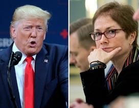 """Giới ngoại giao Mỹ lo ngại vì """"cuộc chiến"""" của Tổng thống Trump"""