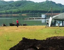 Phát hiện thi thể người đàn ông nổi trên hồ nghi bị đuối nước
