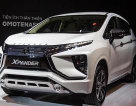 """10 mẫu xe """"ăn khách"""" tháng 10: """"Hiện tượng"""" Xpander vượt mặt """"vua doanh số"""" Vios"""