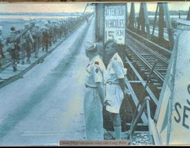 Hình ảnh thời khắc cuối cùng của quân đội Pháp ở Hà Nội năm 1954