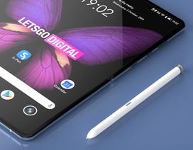 Samsung lộ ý định gộp 2 dòng Galaxy Note và Galaxy Fold qua bằng sáng chế mới