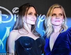 Angelina Jolie đưa hai con đi Ý quảng bá phim mới