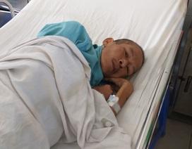 Thiếu 20 triệu đồng tiền viện, người cha cơ cực xin con về nhà phó mặc số phận