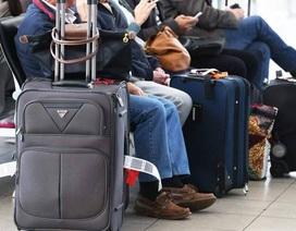Hành khách làm đúng quy định để cái cân của hãng hàng không sẽ không có việc làm
