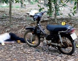 Người đàn ông gục chết bất thường giữa rừng cao su
