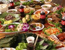 Lễ hội Ẩm thực Coca-Cola thu hút giới trẻ tại Vinh