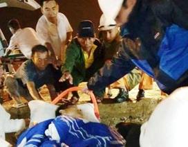 Kịp thời cứu sống thuyền viên bị hôn mê, dập nát 2 chân khi lao động trên biển