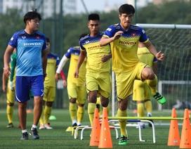HLV Park Hang Seo loại 5 cầu thủ, chốt danh sách U22 Việt Nam đấu U22 UAE