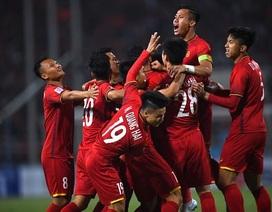 Đội tuyển Việt Nam sử dụng đội hình trẻ nhất bảng G đối đầu Malaysia