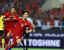 Đội hình dự bị của đội tuyển Việt Nam chất lượng hơn Malaysia