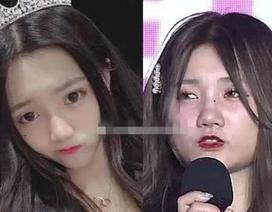 Hoảng hốt vì mặt mộc của các hot girl mạng xã hội Trung Quốc