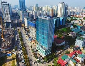 Thị trường chung cư ảm đạm, lượng giao dịch sụt giảm sốc