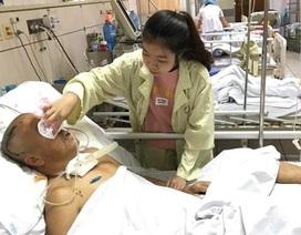 Nữ sinh thôi học về chăm bố được Đại học Thái Nguyên tạo điều kiện quay lại trường
