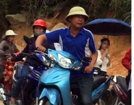 """""""Ông trùm"""" nhận sai, lý giải nguyên nhân không cho nhóm xe ôm chở đoàn khách tại chùa Hương"""