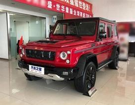Lo quả đắng khi mua xe Trung Quốc khoác áo xe Tây