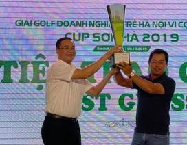 Hơn 200 Golfers tham dự Giải Golf Doanh nghiệp trẻ Hà Nội vì Cộng đồng 2019