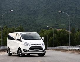 Ford Tourneo - Đi trước đối thủ