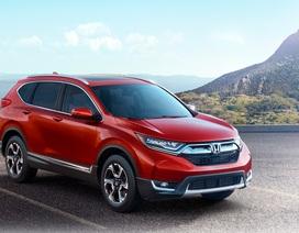 Triệu hồi Honda CR-V vì lỗi ở… sách hướng dẫn sử dụng