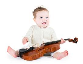 Hãy đem âm nhạc vào cuộc sống của bé yêu
