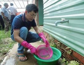 Vĩnh Long: Sau 4 năm thất bại, thu tiền lời cả tỷ đồng từ con lươn giống
