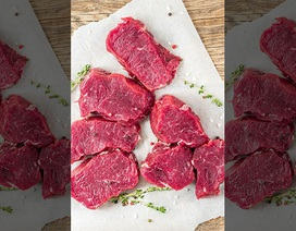 Lần đầu tiên tạo ra thịt bò từ tế bào gốc trong không gian