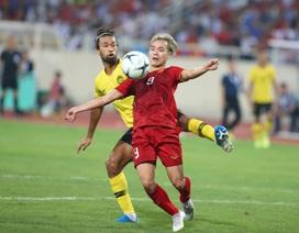 HLV Park Hang Seo đã khai thác đúng tử huyệt của đội tuyển Malaysia