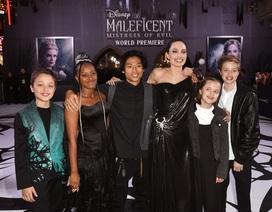 """Angelina Jolie: """"Tôi muốn nuôi dạy con thật tốt"""""""