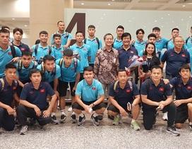 Đội tuyển Việt Nam đổ bộ Bali, sẵn sàng đấu Indonesia