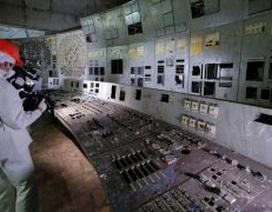Cho phép tham quan phòng điều khiển trung tâm của thảm họa Chernobyl