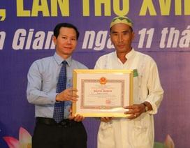 Nông dân sản xuất giỏi An Giang mỗi năm mang về lợi nhuận gần 12.000 tỷ đồng
