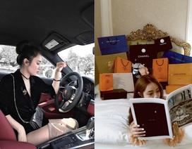 """Rich kid Việt tại Mỹ làm vlog mua sắm ở Las Vegas """"hút"""" trăm nghìn view"""