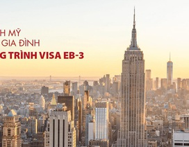 Chương trình định cư Mỹ EB3 – Con đường an cư tại Mỹ an toàn và nhanh chóng