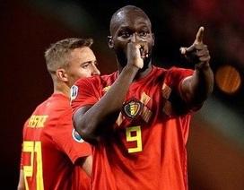 Lukaku đi vào lịch sử trong ngày Bỉ giành vé đầu tiên dự Euro 2020