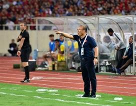 Malaysia ôm hận vì HLV Park Hang Seo quá cao tay